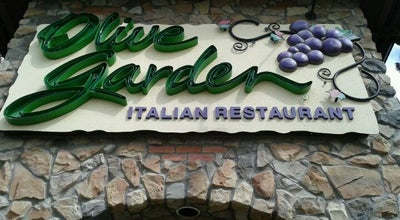 Photo of Italian Restaurant Olive Garden at 4840 N President George Bush Hwy, Garland, TX 75040, United States