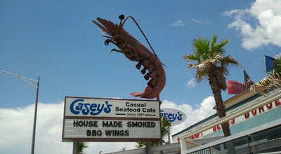 Photo of Seafood Restaurant Nick's Kitchen & Beach Bar at 3828 Seawall Blvd, Galveston, TX 77550, United States