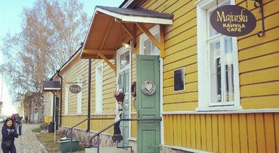 Photo of Cafe Majurska at Kristiinankatu 1, Lappeenranta 53900, Finland