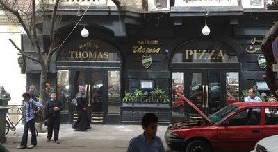 Photo of Italian Restaurant Maison Thomas at 15, 26 July St, Zamalek, Egypt