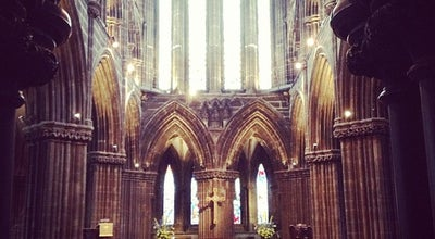 Photo of Church Glasgow Cathedral at Castle St, Glasgow G4, United Kingdom