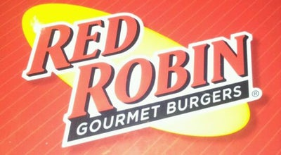 Photo of American Restaurant Red Robin America's Gourmet Burgers and Spirits at 6522 Monona Dr, Monona, WI 53716, United States