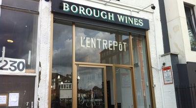 Photo of Wine Bar L'entrepôt at 230 Dalston Ln., London E8 1LA, United Kingdom