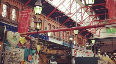 Photo of Mall George's Street Arcade Market at South Great George's Street, Dublin 2, Ireland