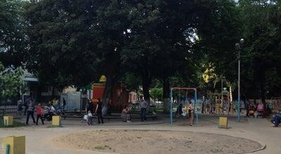 Photo of Playground Детская площадка на Никитинской at Ул. Никитинская, Воронеж, Russia