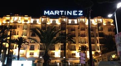 Photo of French Restaurant Le Relais at Grand Hyatt Cannes Hôtel Martinez, Cannes 06400, France
