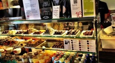 Photo of Cafe Fika Espresso Bar at 407 Park Avenue South, New York City, NY 10016, United States