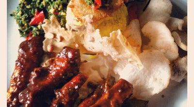 Photo of Indonesian Restaurant Ibu Rai at Jl. Monkey Forest 72, Ubud 80571, Indonesia