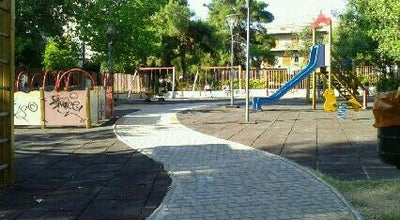Photo of Playground Παιδική Χαρά Παπάγου at Greece