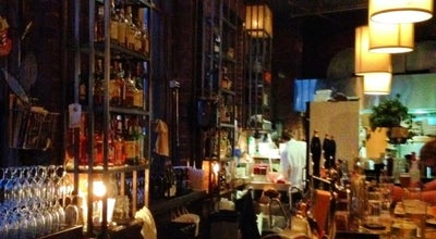Photo of Nightlife Spot Alibi Room at 157 Alexander St, Vancouver, BC V6A 1B8, Canada
