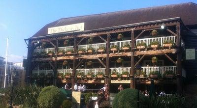 Photo of Bar Dickens Inn at St. Katharine Dock, London E1W 1UH, United Kingdom