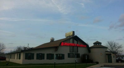 Photo of Steakhouse Alexander's Steakhouse at 202 W Anthony Dr, Champaign, IL 61822, United States