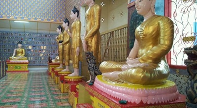 Photo of Buddhist Temple Wat Chayamangkalaram Thai Buddhist Temple (泰佛寺) at 17 Lorong Burma, George Town 10250, Malaysia