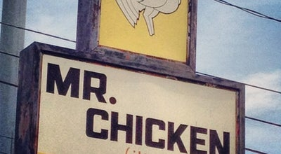 Photo of American Restaurant Mr. Chicken at 26601 Plymouth Rd, Redford, MI 48239, United States