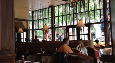 Photo of French Restaurant Brasserie Athenee at 300 W 46th St, New York, NY 10036, United States