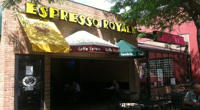 Photo of Coffee Shop Espresso Royale at 527 E Grand River Ave, East Lansing, MI 48823, United States