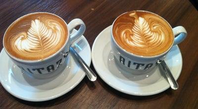 Photo of Coffee Shop Caffè Ritazza at Liszt Ferenc Airport Terminal 2b, Budapest, Hungary