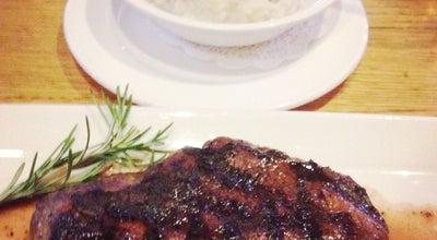 Photo of Steakhouse Grub Steak Restaurant at 2200 Sidewinder Dr, Park City, UT 84060, United States