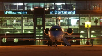 Photo of Airport Dortmund Airport (DTM) at Flughafenring 2, Dortmund 44319, Germany
