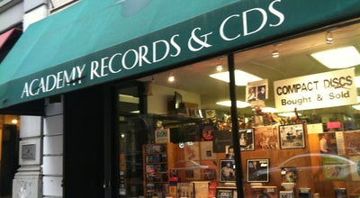 Photo of Record Shop Academy Records at 12 W 18th St, New York, NY 10011, United States