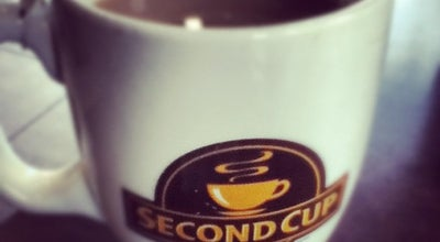 Photo of Cafe Second Cup at 4100 Living Arts Drive, Mississauga, ON, Canada