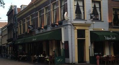 Photo of Pub Kobus Kuch at Beestenmarkt 1, Delft 2611 GA, Netherlands