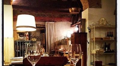 Photo of Restaurant Enoteca Ferrara at Piazza Trilussa, 41, Roma 00153, Italy