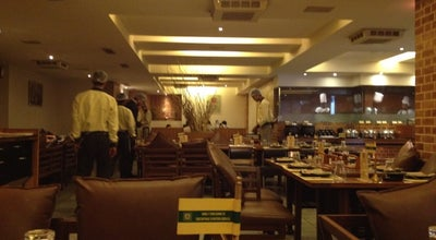 Photo of BBQ Joint Barbeque Nation at Ground Flr, Ansal's Sushant Plaza, Blk A,, Gurgaon 122002, India
