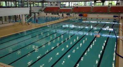 Photo of Pool Royal Commonwealth Pool at 21 Dalkeith Road, Edinburgh EH16 5BB, United Kingdom