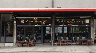 Photo of Falafel Restaurant Sultan Saray at Rotebühlstr. 53, Stuttgart 70178, Germany