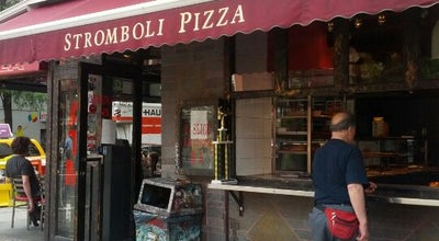 Photo of Pizza Place Stromboli Pizza at 83 Saint Marks Pl, New York, NY 10003, United States