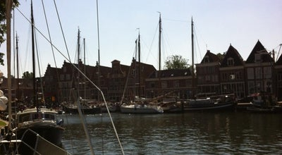 Photo of Harbor / Marina Binnenhaven at Oude Doelenkade, Hoorn, Netherlands