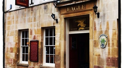 Photo of Bar The Eagle at 8 Benet Street, Cambridge CB2 3QN, United Kingdom