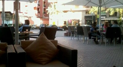 Photo of Cafe Café Lobo at Avenue Mohamed 6, Residence Des Oliviers, Marrakech, Morocco