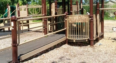 Photo of Playground Westchester Park at 4901 Valdez, Des Moines, IA 50310, United States