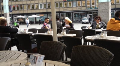 Photo of Cafe Galestro at Bahnhofsvorplatz 1, Köln 50667, Germany