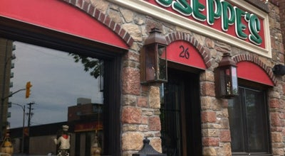 Photo of Pizza Place Papa Giuseppe's at 26 Lakeshore Rd E, Mississauga, ON, Canada