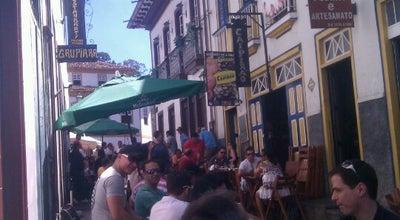Photo of Brazilian Restaurant Grupiara at Rua Campos Carvalho, 12-a, Diamantina, Brazil