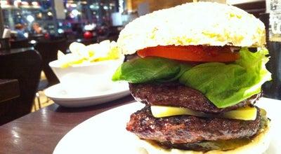 Photo of Burger Joint Gourmet Burger Kitchen at 113-115 Wharfside St., Birmingham B1 1RF, United Kingdom
