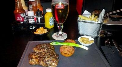 Photo of Burger Joint Black Bar 'n' Burger at קניון לב המפרץ, Haifa, Israel