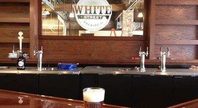 Photo of Brewery White Street Brewing Co. at 218 S White St, Wake Forest, NC 27587, United States