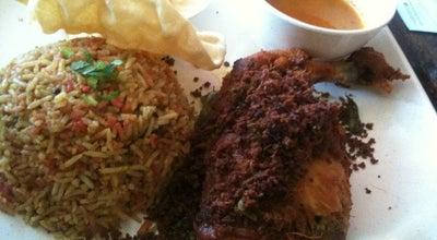 Photo of Malaysian Restaurant Rumah Hijau Cafe at 24a-24d, Jalan Rubber, Kuching 93400, Malaysia
