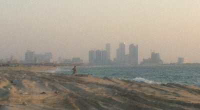 Photo of Beach بحر الزوراء Al Zora Beach at Ajman, United Arab Emirates