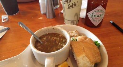 Photo of Cafe Caffe! Caffe! at 4301 Clearview Pkwy, Metairie, LA 70006, United States