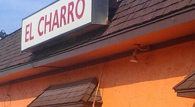 Photo of Mexican Restaurant El Charro at 1801-1875 Frederick Rd, Claremore, OK 74019, United States