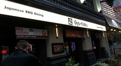 Photo of Japanese Restaurant Gyu-Kaku at 210 E Ohio St, Chicago, IL 60611, United States