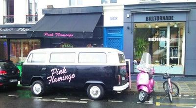 Photo of Pizza Place Pink Flamingo at 105 Rue Vieille Du Temple, Paris 75003, France