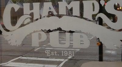 Photo of Burger Joint Champ's Pub at 140 E Grand River Ave, Brighton, MI 48116, United States