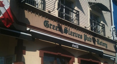 Photo of Bar Green Sleeves & The Well at 14 George St, St. John's, NL, Canada