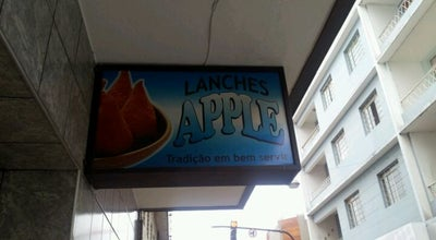 Photo of Diner Apple Lanches at Brazil